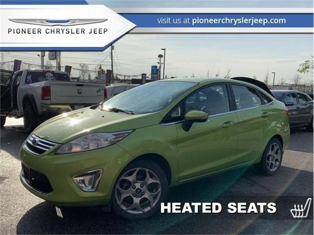 2011 Ford Fiesta SEL  -Bluetooth - Heated Seats - SYNC