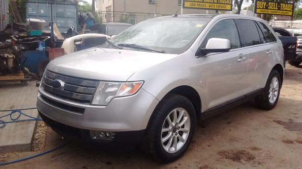 Ford Edge Limited  Clean Title Safetied