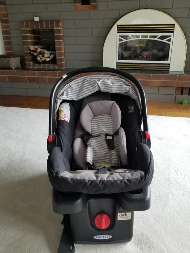 Graco Click Connect Car Seat