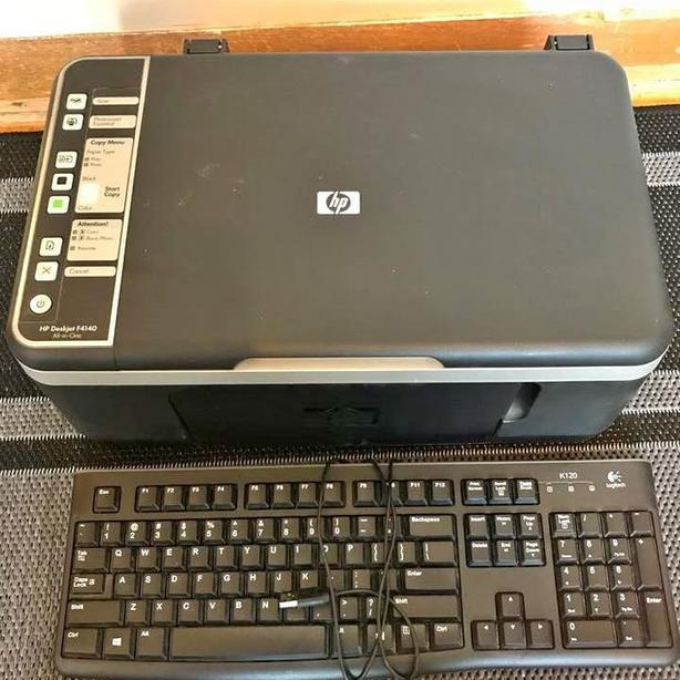 forsale HP printer Computer printer, scanner 100$ new price St