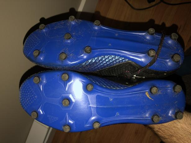 check out a0c26 83530 Adidas Ace - Youth Soccer Cleats Size 7 Saanich, Victoria