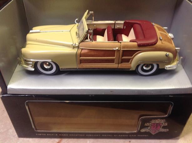 1948 Chrysler Diecast