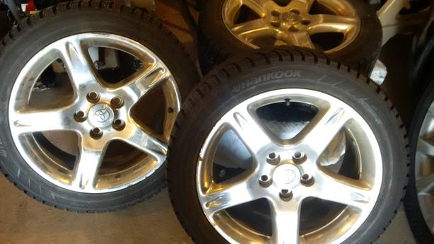 4 New Hankook Winter I*Pike RS Tires/Rims 4 Sale: 235/45R17 97T