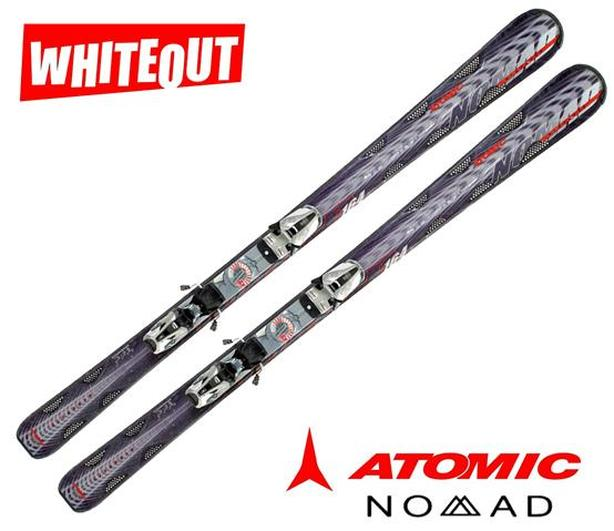 Atomic Nomad Whiteout ~ 164cm