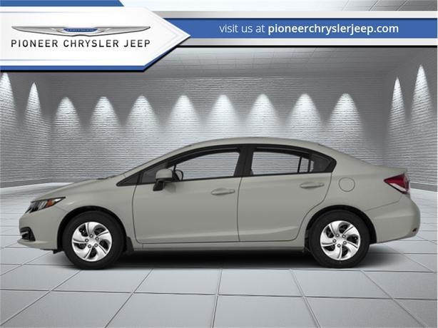 2014 Honda Civic Sedan LX  -Heated Seats