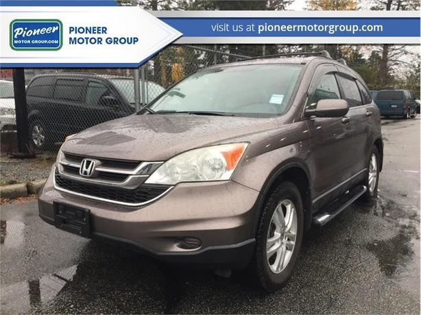 2011 Honda CR-V EX-L  - $141.54 B/W - Low Mileage