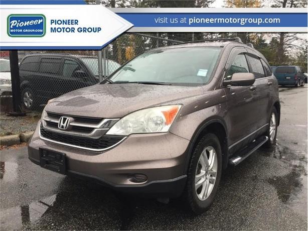 2011 Honda CR-V EX-L  - $168.04 B/W - Low Mileage