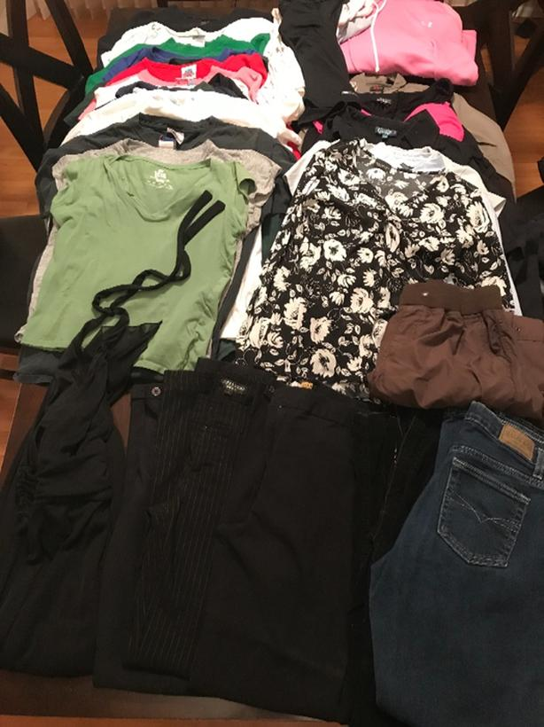 Womens Dress Clothes Lot Women's Clothing