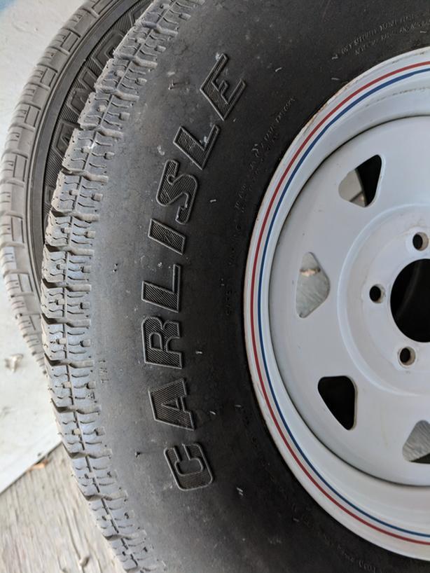 New Trailer Tire ST 205 / 75 /R15