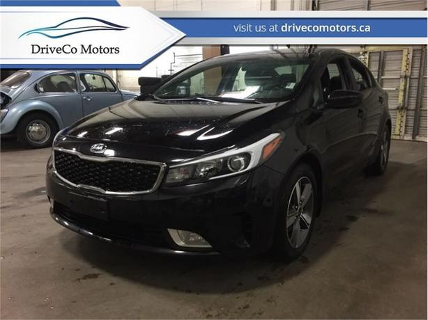 2018 Kia Forte LX+ Auto  - Heated Seats -  Bluetooth - $123.75 B/W