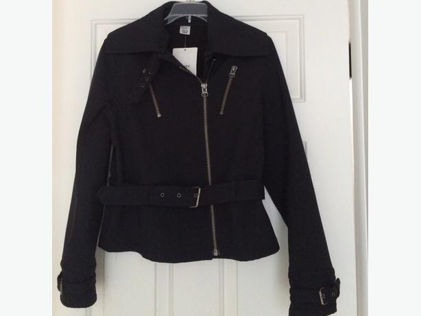jacket black jockey denim,NW.T