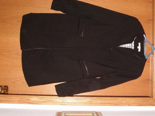 woman blazer top suit coat , by cleo