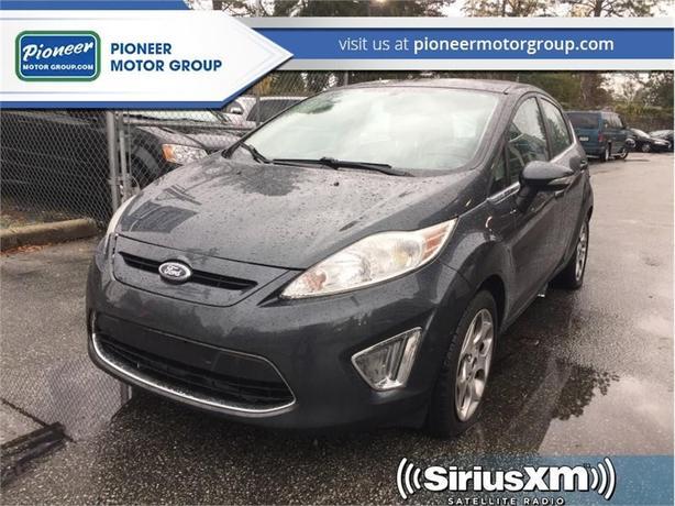 2011 Ford Fiesta SES  - Bluetooth -  SYNC - $61.92 B/W