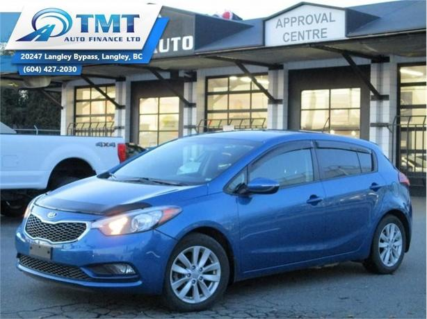 2014 Kia Forte5 LX+  - Heated Seats -  Bluetooth - $80.71 B/W