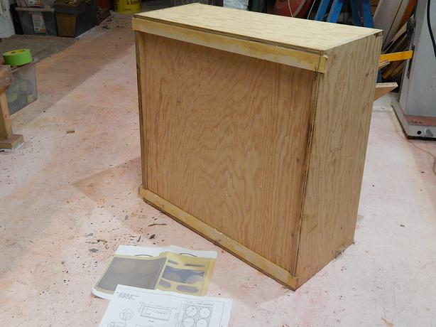 FREE: Fender 5F6-A Bassman Speaker Cabinet Project Oak Bay