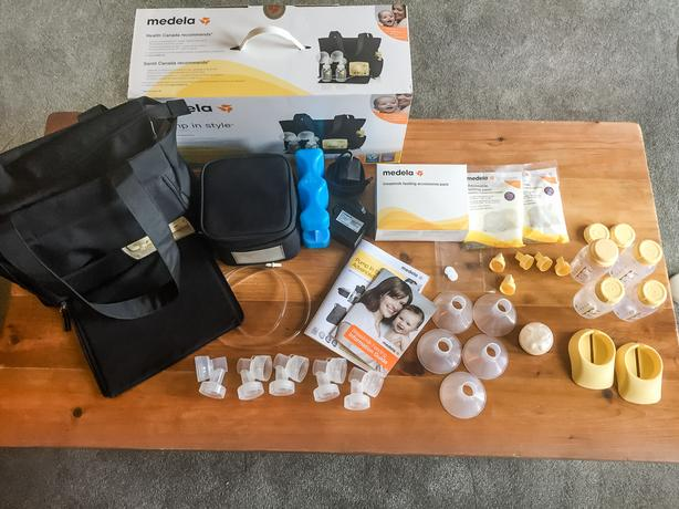 Medela Pump In Style Double Electric Breast Pump Central Saanich