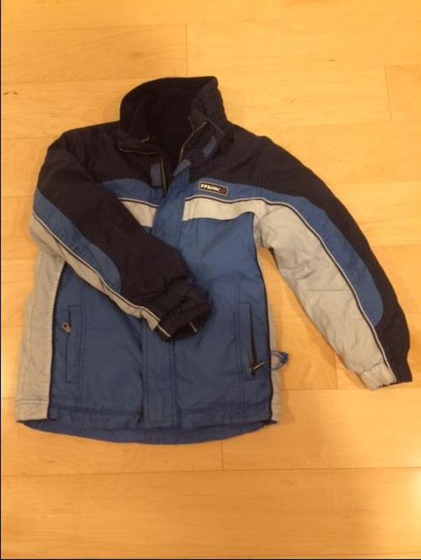 Youth Skiing or Riding Jacket Size 7/8