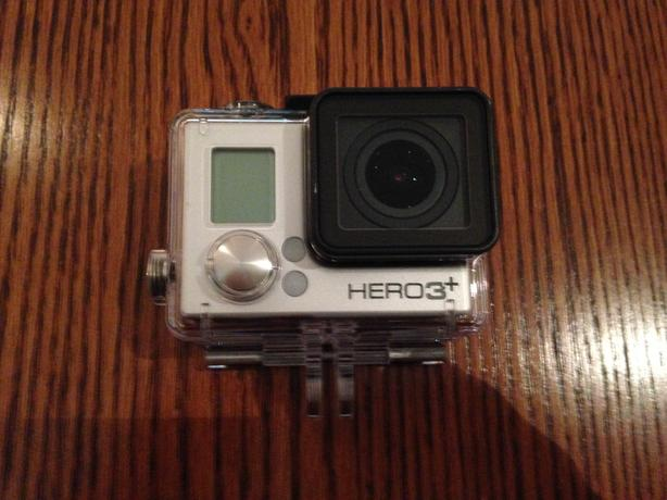 GoPro Hero 3+ with 64gb Micro SD
