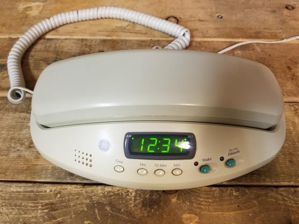 GE Bedside Phone