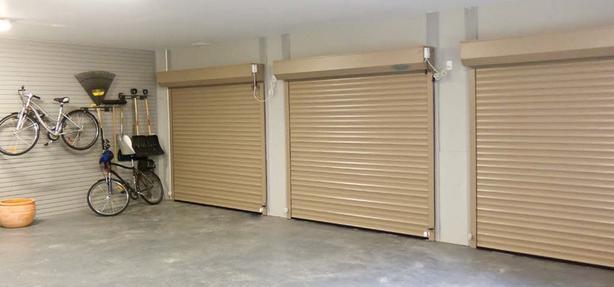 RollUp doors (shutters)