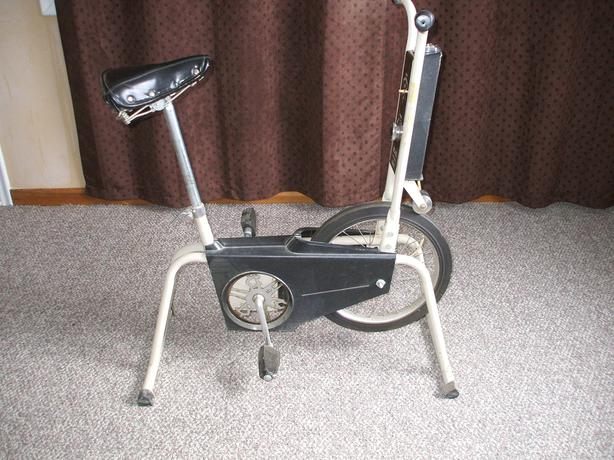 Old School CCM Stationary bike