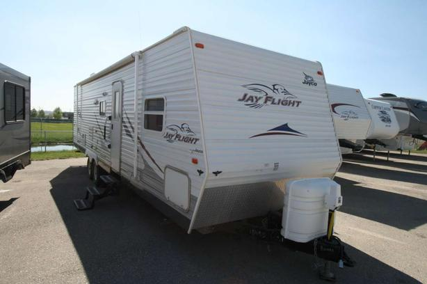 2007 JAYCO JAY FLIGHT 31BHDS