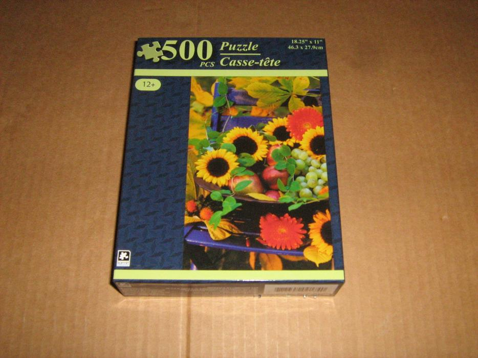 550 PIECES JIGSAW PUZZLES