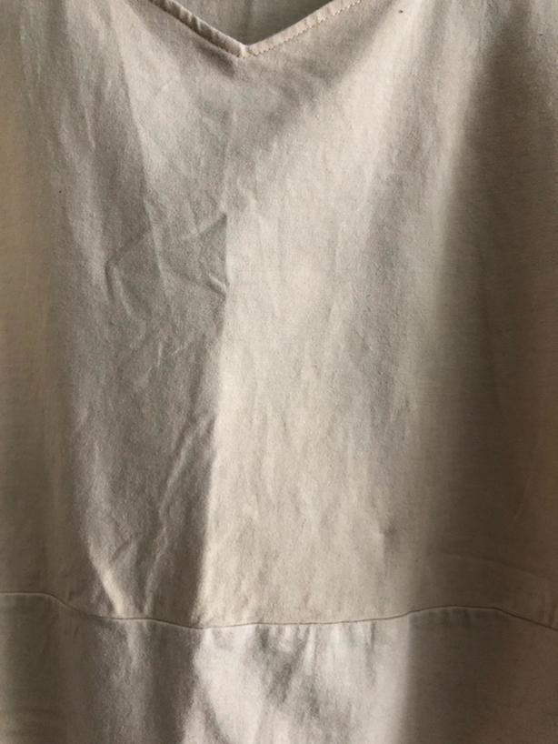 Yellow Cutout Shoulder Maternity Bodysuit, Size L