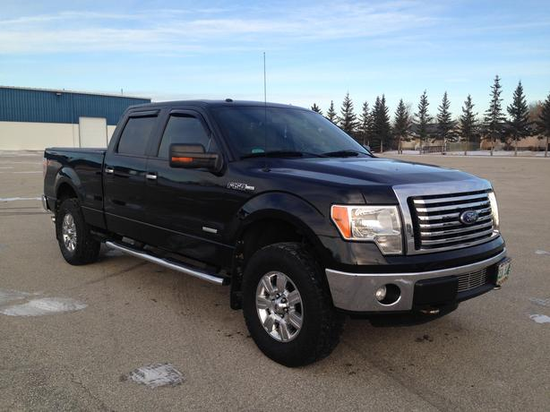 2011 Ford F-150 XTR SuperCrew 3.5L EcoBoost ****GREAT PRICE***