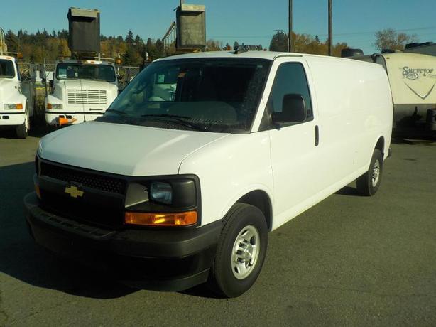 2017 Chevrolet Express 2500 Extended Cargo Van