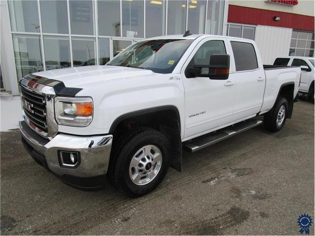 2017 GMC Sierra 2500HD SLE