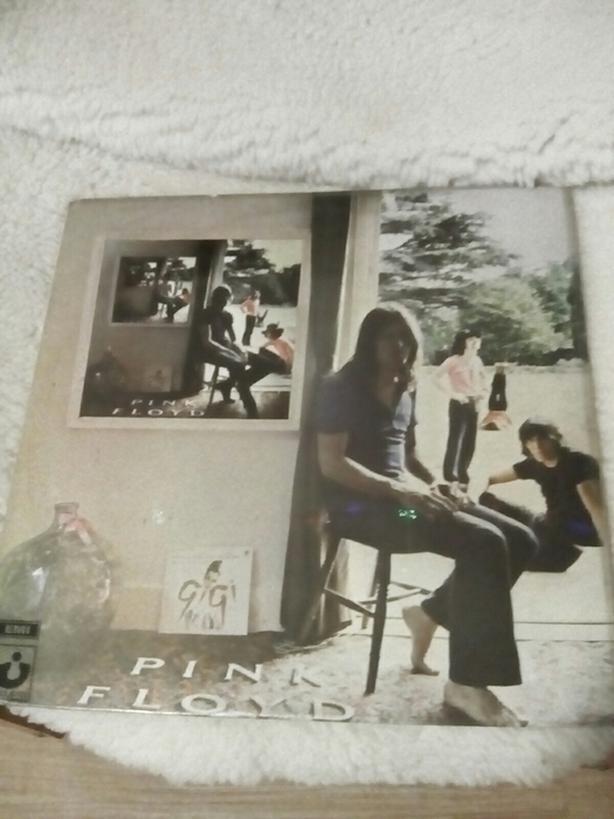 Pink Floyd Ummagumma Vinyl Record Saanich Victoria