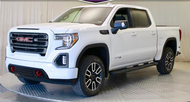 2019 Sierra AT4 1500 is Now Here for Your Viewing Pleasure