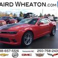 2015 Chevrolet Camaro SS Low Km's Aggressive Appearance