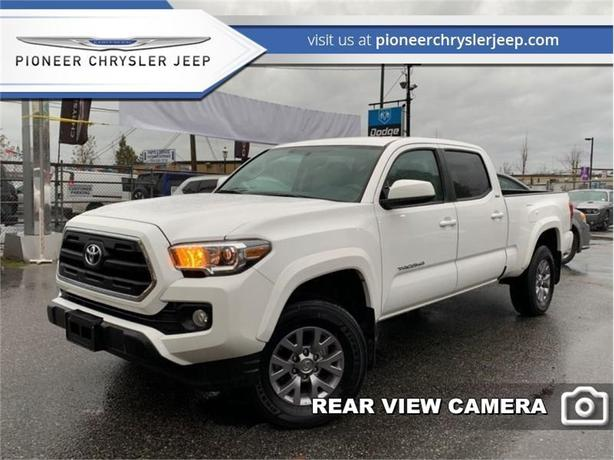 2017 Toyota Tacoma SR5  - Box Liner - Rear View Camera