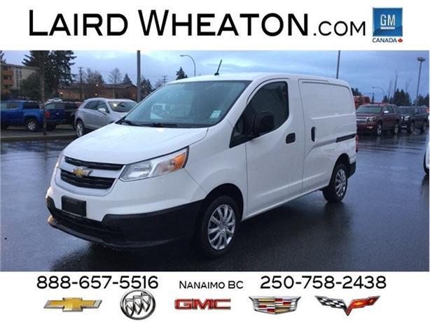 2015 Chevrolet City Express Cargo Van LT