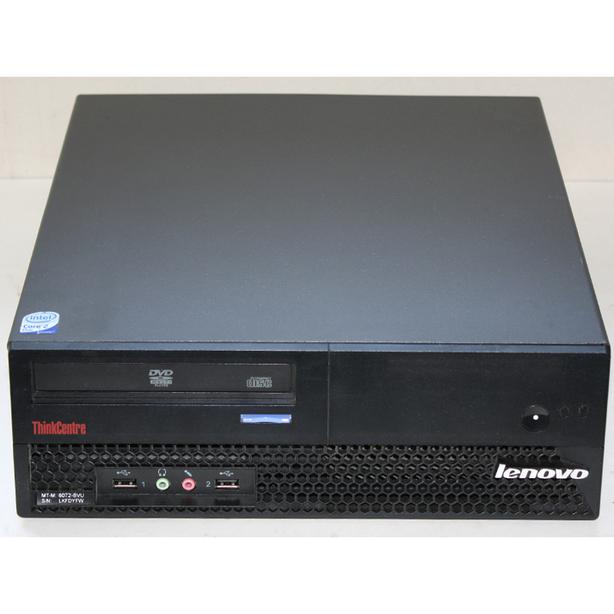 Lenovo MT-M6072 Desktop PC Computer SFF Core2 Duo 2.33GHz 4GB RAM DVDRW 160GB