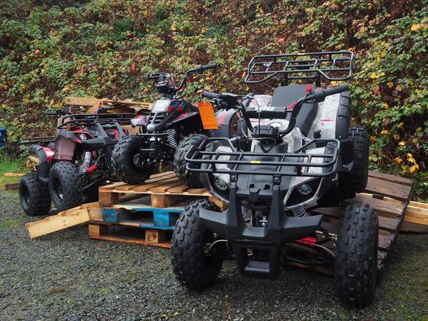 Kids Four Wheeler, ATV, Go Kart different sizes available