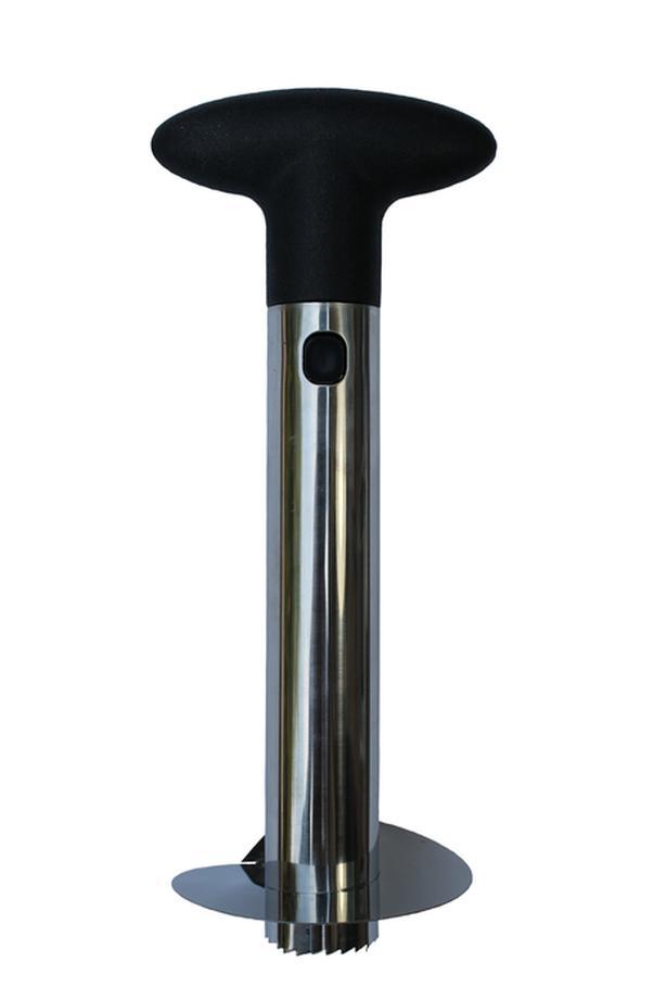 New 3-in-1 Stainless Steel Pineapple Peeler, Corer and Slicer