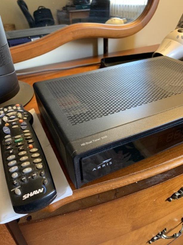 HD Dual Tuner DVR - Shaw