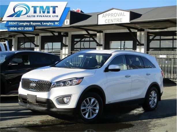 2017 Kia Sorento LX  - Bluetooth -  Heated Seats - $153.04 B/W
