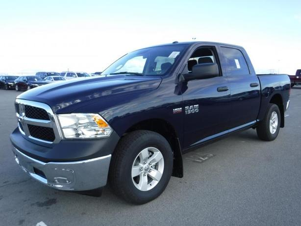 2016 Dodge Ram 1500 ST Crew Cab Short Box 4WD