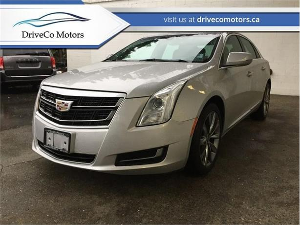 2016 Cadillac XTS Base  WE FINANCE AND LEASE EVERYBODY