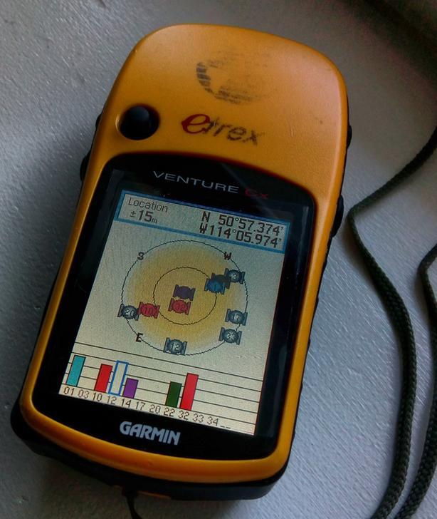 Garmin eTrex Venture Cx GPS