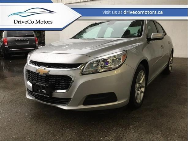 2016 Chevrolet Malibu Limited LT  - Touch Screen - $130.27 B/W