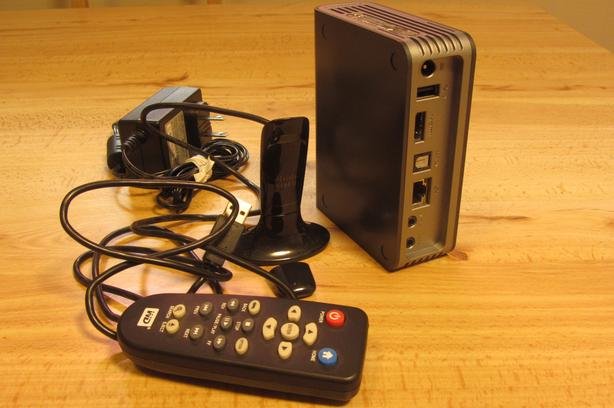 Western Digital USB Media Player