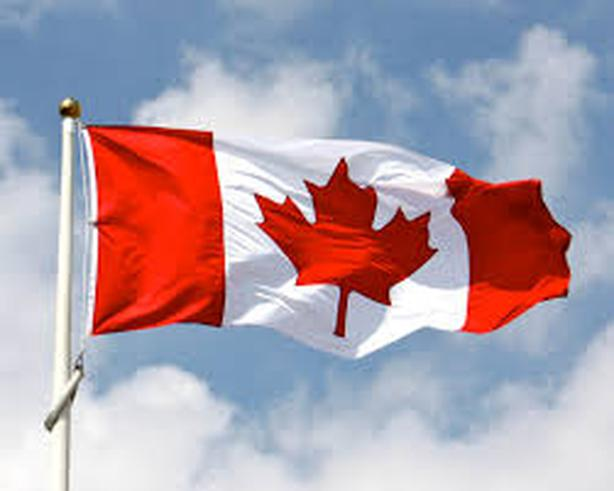 CANADIAN FLAG official size