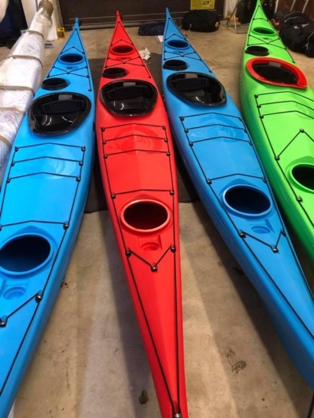 15% discount on pre-order NDK Kayaks (last call)