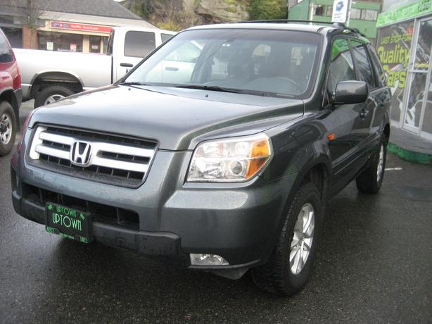 2006 honda pilot ex l 4 wheel drive 8 passenger leather loaded south nanaimo nanaimo. Black Bedroom Furniture Sets. Home Design Ideas
