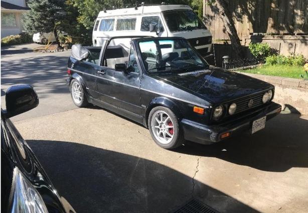 92 Cabriolet Sooke Victoria